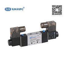 China double control 4V220-08 two position five way Airtac solenoid valve