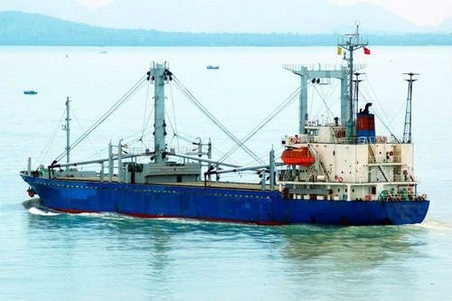 used general cargo fishing vessel for sale