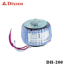 120v To AC 240v Power Step Down Toroidal Transformer