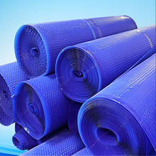 Cheap swimming pool bubble foam film PE material 12mm 16mm