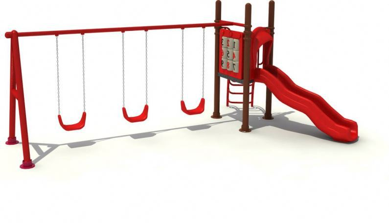 Factory Direct Supply Outdoor Skateboard Swing Jhoola