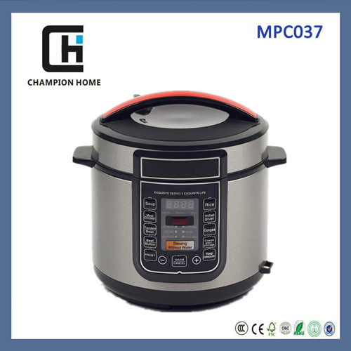 Home Appliance Specification Hot Slales In Europe Market Electric pressure cooker