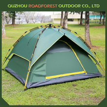 automatic folding canopy camping luxury tent