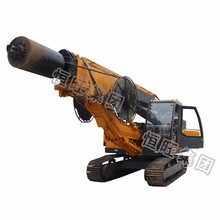 Cheaper price Bore pile drilling rigs Used drilling machine Pilling Rotary rig
