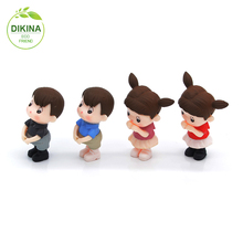 OEM Direct factory hot selling gifts and souvenirs popular funny bulk small cute figure toys