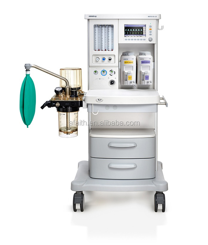Mindray WATO EX-20 Hospital Mobile Medical Operation Anesthesia Machine Price