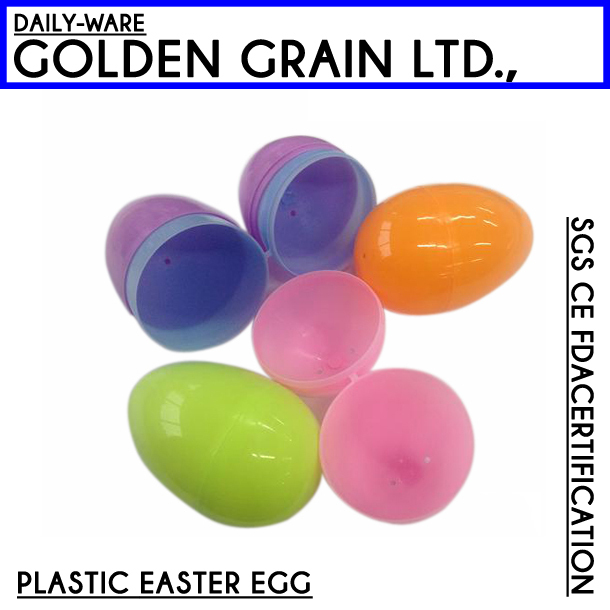 chocolate hollow decorating plastic easter colorful eggs