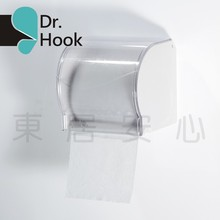 Dr. hook Manufacturer alloy and stainless steel hanging toilet paper roll holder