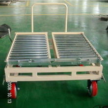 JS Foldable moving cart, Hand rail trolley