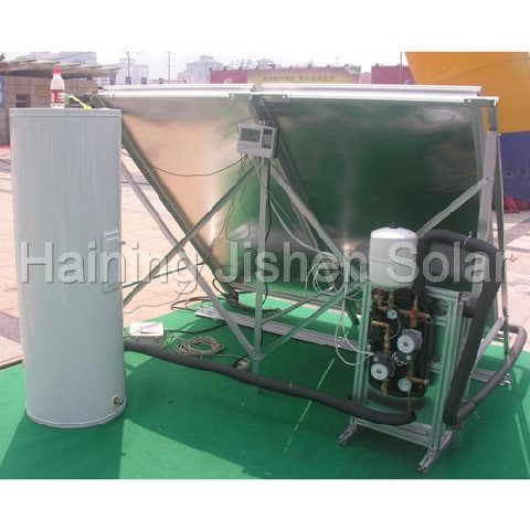 Flat Panel Split Solar Water Heater (JSFP-M001)