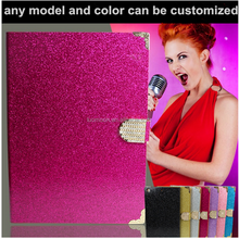 glitter bling wallet pattern PU leather tablet case for ipad mini air pro 2 3 4 5 for xiaomi mipad for dell for zte