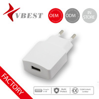 V BEST usb mobile phone charger for Huawei original design