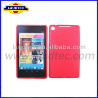 2013 Hot Soft tpu gel Case for Google Nexus 7 2nd universal tablet case-Laudtec
