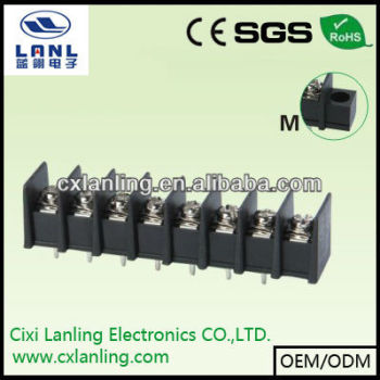 Barrier Terminal Block LL25C-7.62