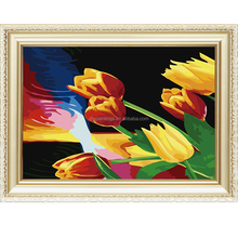 China supplier wholesale menglei oil painting by numbers