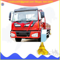 After-sale service provided BJ1165VKPEK-1 Foton ROWOR 4*2 10tons cargo truck with low tipper lorry price