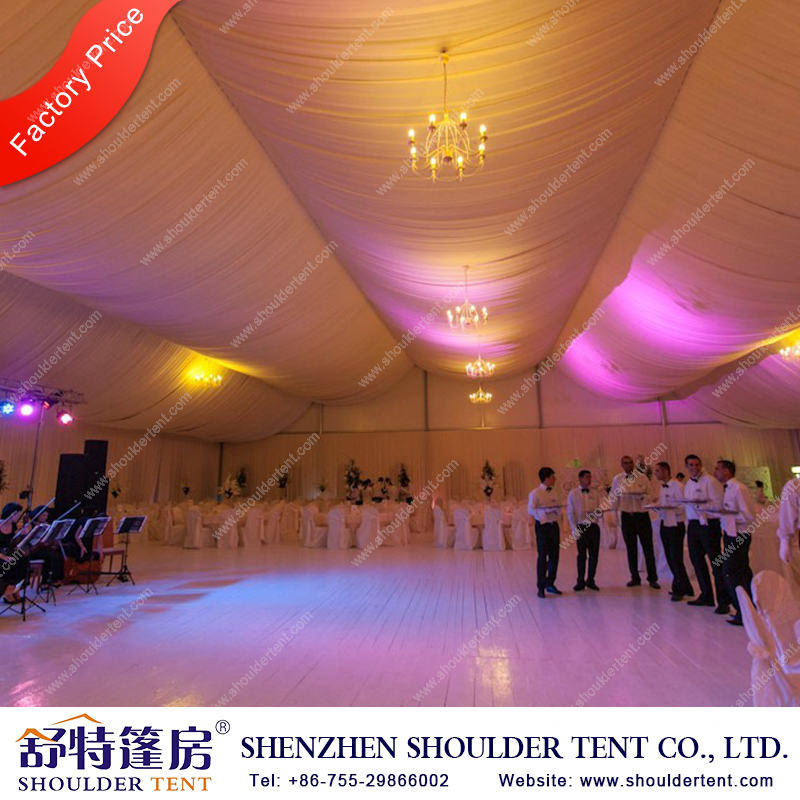2017 Professional customized outdoor trade show Tent large outdoor gazebo event tent