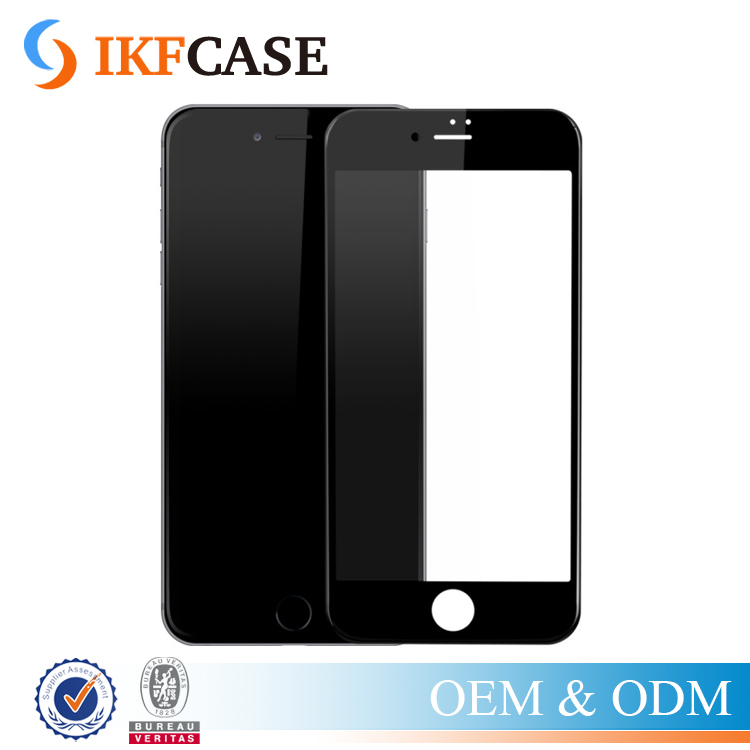 Best 3D Curved Edge Full Cover 9H Hardness Anti-Shatter Tempered Glass Screen Protector for iPhone 6