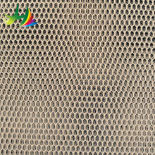 micro 100 polyester tulle air spacer mesh net fabric of alibaba