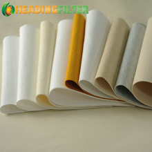 Non Woven polyester bag filters factory PP filterbags