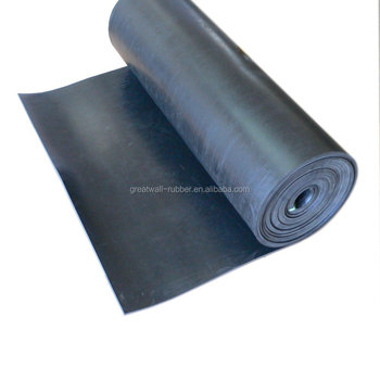 Nitrile Sheet Rubber Resistant Oil NBR Rubber Sheet