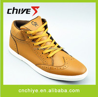 fashion leather shoes mens fancy casual shoes