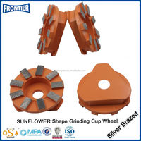 China concrete diamond grinding cup cutting wheel