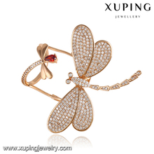 14109-Xuping Jewelry Fashion Cute Dragonfly Shaped Ring For Woman