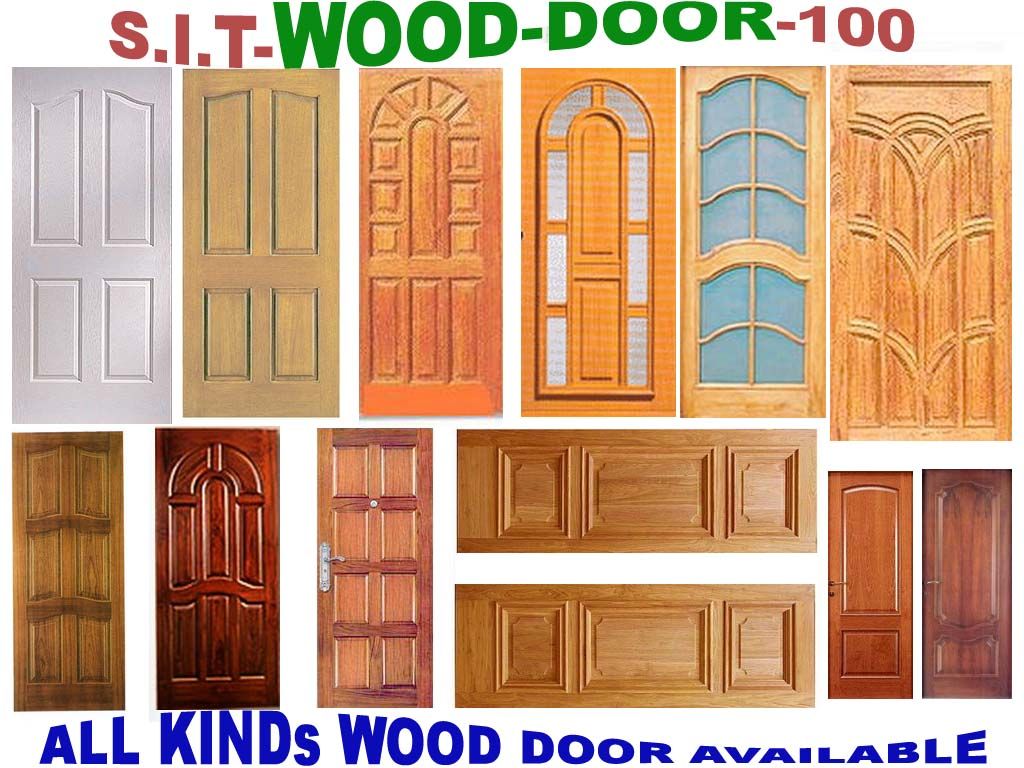 Diyar Wood Door