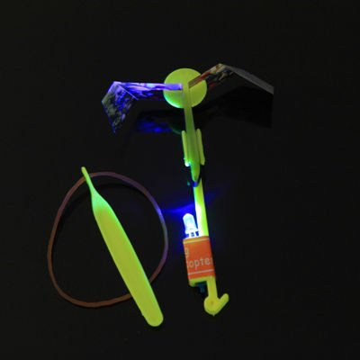Flash Copter LED Helicopter Flare Glow Sling Arrow Shot Copter hot sale on libaba express