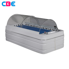 S-3350B Hot sale Shower bed hydrotherapy shower spa equipment