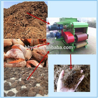 empty fruit bunch chipper shredder from china supplier