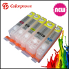 HOT!! New compatible ink cartridges PGI550 CLI551 compatible for Canon PIXMA IP7250