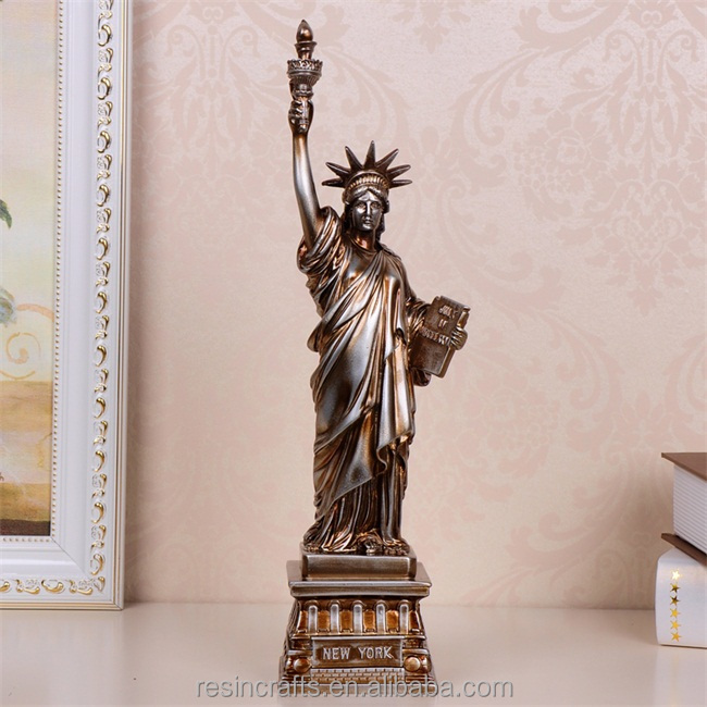 RESIN CRAFTS statue of liberty RW130