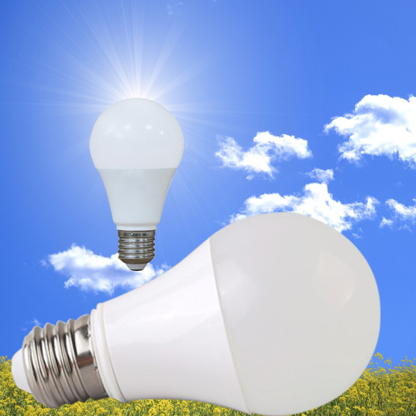 Compact design energy saving 5w rechargeable bulbs led