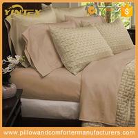 Bamboo Comfort 4-Piece Sheet Set 1800 Series Extra Soft Deep Wholesale Home Sense Bedding