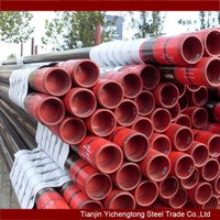 Cheap price seamless and API C90 carbon steel casing pipes