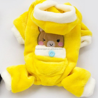 New arrival pet dogs winter jumpsuit with hood ,cute and fashional pet dogs winter clothes