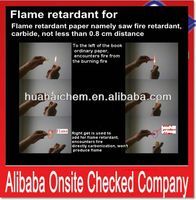 new flame retardant 2013 used in used oil refinery chemical