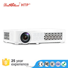 HTP DLP-800W Portable Smart Bluetooth projector