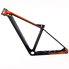 Sturdy 27.5 er Internal all Cable Routing carbon fiber t800 mountain bike mtb frame