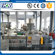 CE biodegradable plastic machine for pp pe PLA starch/PP PE Film Recycle Plastic Granules Making Machine