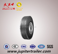Double Star Semi Trailer Tyre 12r22.5