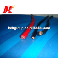 electric pvc single wire with tw 500, copper wire scrap with UL standard size