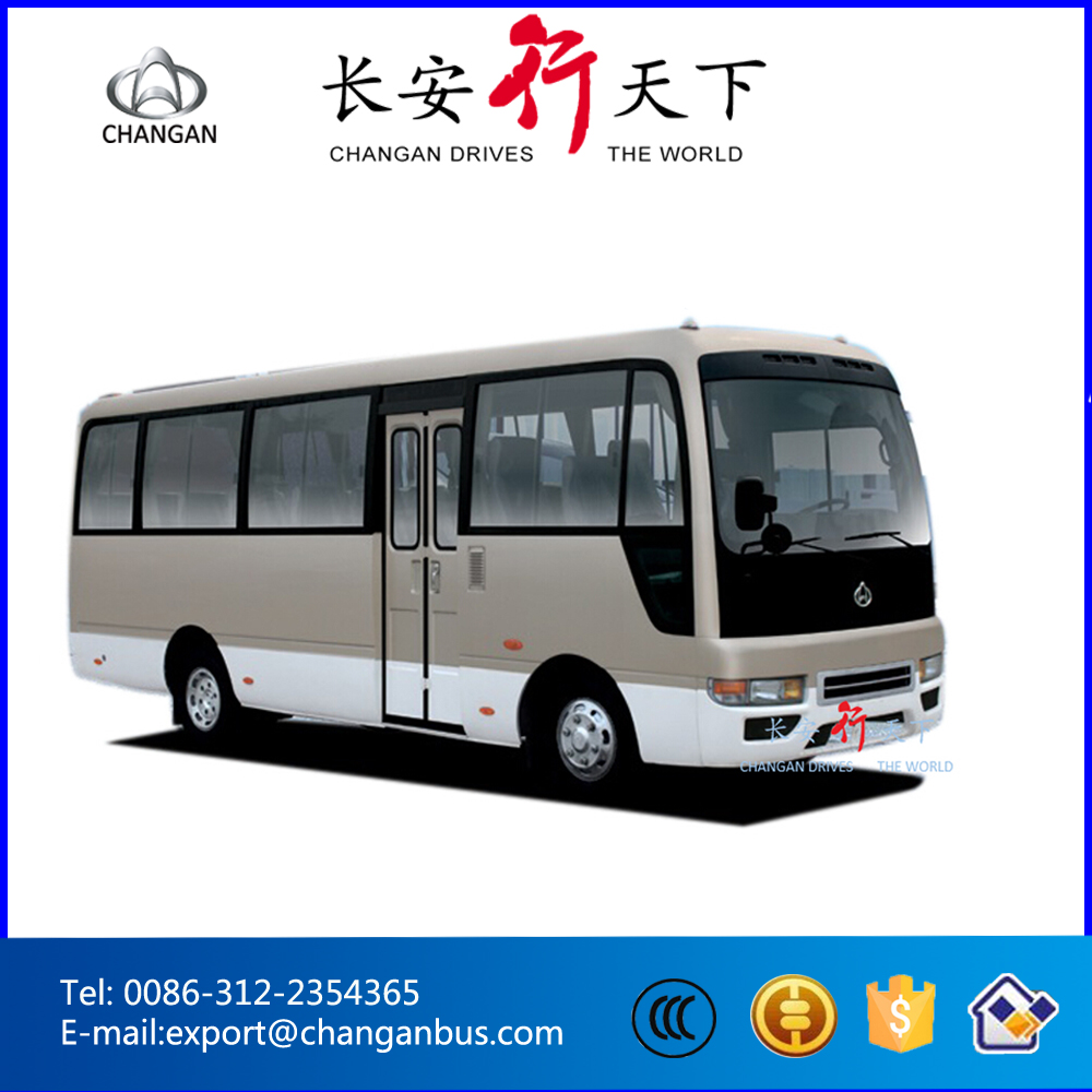 CHANGAN SC6726 not toyota coaster type bus for sale