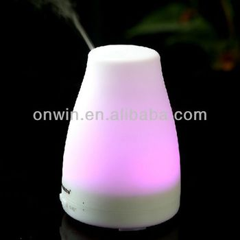ONWIN 130ml Aromatherapy Essential Oil Diffuser Ionizer Air Purifying Humidifier