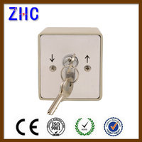 High Security Aluminum Casting Roller shutter automatic door lock switch