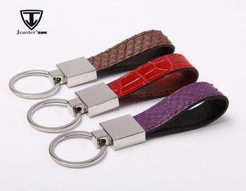 Jranter Real Python/Croc Leather Key Holders