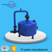 automatic sand filter for drip irrigation system