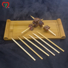 bamboo product barbecue skewer flat stick